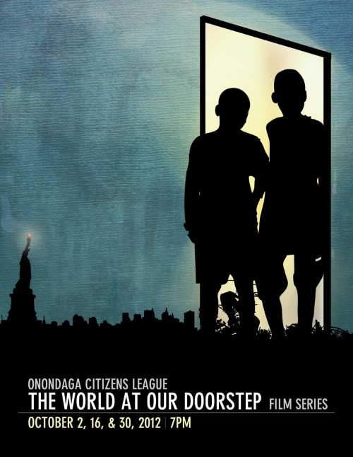 The World At Our Doorstep: Refugee Film Series