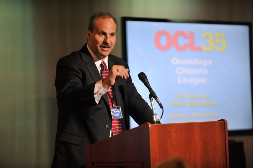 OCL Annual Luncheon featuring Bob Daino as speaker