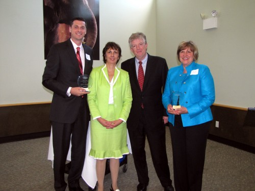 2010 Levi L Smith Education Award Receipients