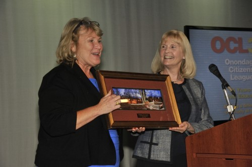 2013 Levi L Smith Education Award Recipient