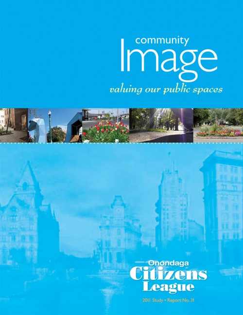 Community Image: Valuing Our Public Spaces