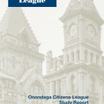 Onondaga Citizens League Study Cover