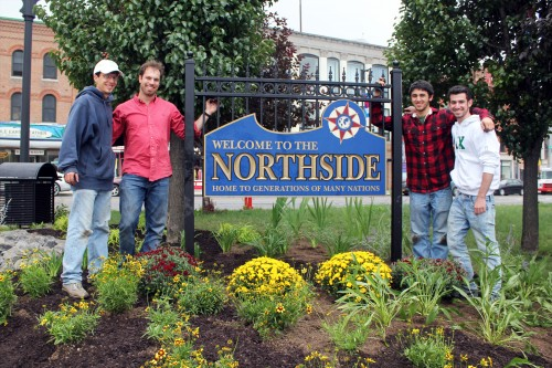 CitiScapes Civic Beautification Award Recipient Northside Urban partnership